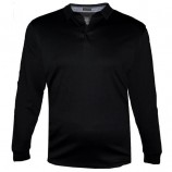 Kitaro polo Pima Black 8