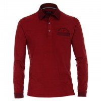 Casamoda polo North Route Red